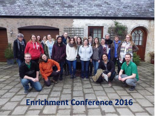 Enrichment Conference 2016