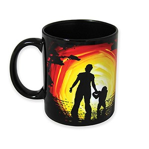 Jim and Charlie Mug