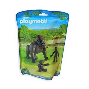 Playmobil Gorilla Pouch