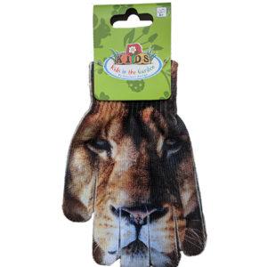 lion gloves
