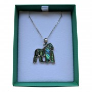 gorilla in box necklace