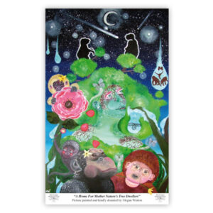 mother natures tree dwellers poster