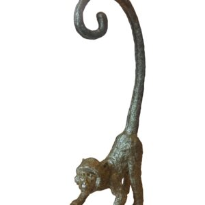 curley tail monkey