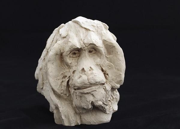 orang sculpture front ed